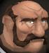 Dwarf shopkeeper chathead