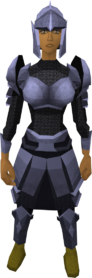 Mithril chainbody equipped