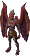 Attuned Nex outfit equipped