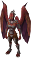 Attuned Nex outfit equipped.png