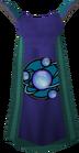 Divination cape (t) detail old