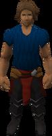 Retro combat trousers
