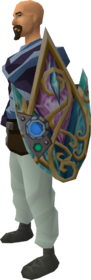 Augmented attuned crystal deflector equipped