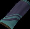 Eastern skirt (blue) detail