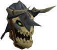 Golem of Strength helm chathead