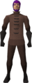 Plague set equipped.png