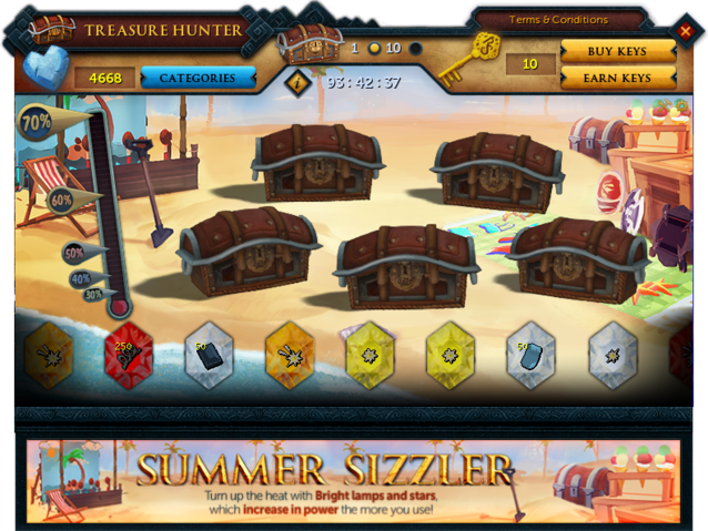 File:Treasure Hunter Summer Sizzler interface.png