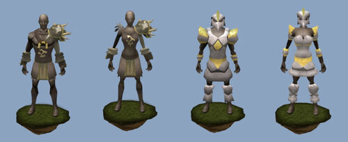 Godwars armour overrides update image