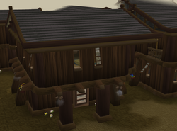 Moon Clan General Store exterior