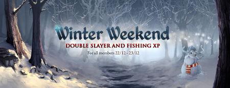 Winter Weekends banner 4