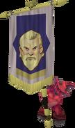 Banner carrier (human)