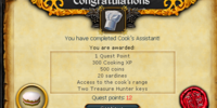 Cook's Assistant
