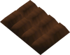 Chocolate bar (f) detail