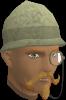 Explorer Jack's helmet (disguised) chathead
