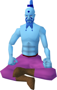 Genie (Spirits of the Elid)