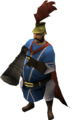 Saradominist recruitment officer.png