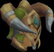 Abandoned gorajan trailblazer head chathead