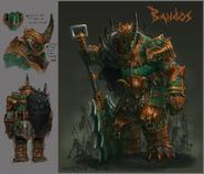 Bandos concept art