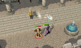 Killing guards