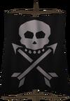 Lucky shot flag detail