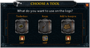 Choose A Tool