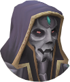 Zemouregal (skeletal) chathead