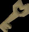Storeroom key detail