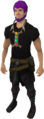 Cramulet (monkey, ghost, cat, camel) equipped.png