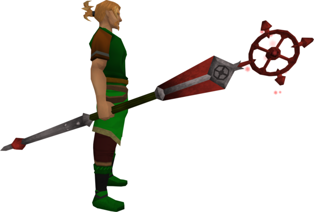 File:Enhanced ancient staff (red) equipped.png