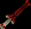 Dragon 2h sword detail