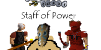 RuneScape - Staff of Power