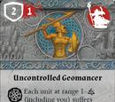 Uncontrolled Geomancer