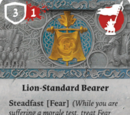 Lion-Standard Bearer