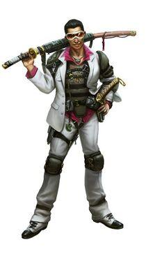 Johnny Killblade 1
