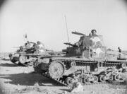 Captured Italian tanks 005042