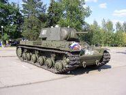BreachingBlockadeLeningrad KV-1
