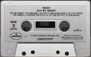 Fly by Night, Mercury 822 542-4cassette2