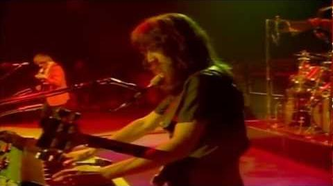 RUSH - Exit Stage Left - Video HD Remastered Full Version