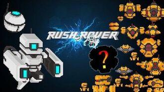 Rush Rover - TESLA GUN VS FINAL BOSS!
