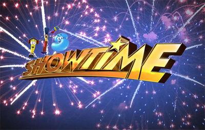 It's Showtime (logo 2012)