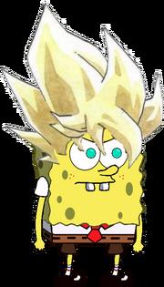 Spongebob ssj