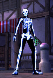 FrantzSkeleton