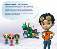 Rusty Rivets Spin Master Nickelodeon Nick Jr. Business Segments Page