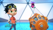 Rusty Rivets Whirly Whirlie Spin Master Nickelodeon 2