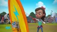 Rusty Rivets - Crush and Ruby in Rusty's Park N' Fly