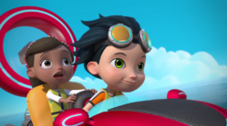 Rusty Rivets - Rusty and Ruby - Sand Castle Hassle 2