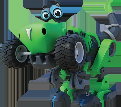 File:Rusty Rivets Botasaur the Dinosaur Robot.png