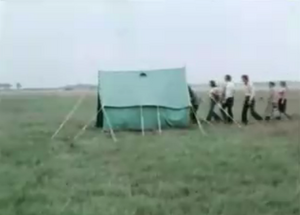 Tragical History Tent