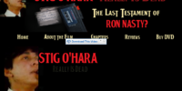 Stig O'Hara Really Is Dead: The Last Testament of Ron Nasty