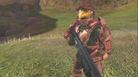 Red Vs Blue - Halo 3 Preparations - Part 2 - Personal Spaces